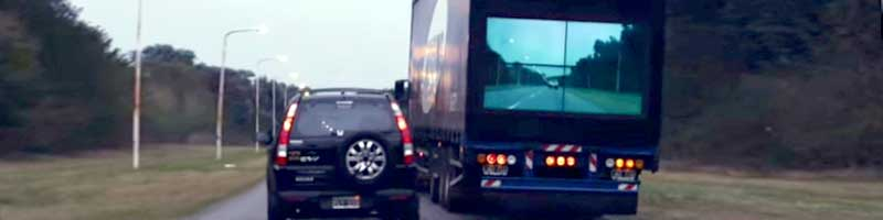 technology to reduce car and truck accidents