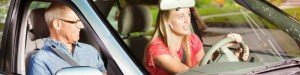 Teen drive summer accident rates